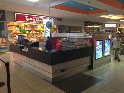 Tattslotto - Tatts Located in Ringwood Shopping Complex (RDT361)