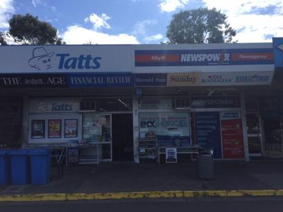 Kilsyth Newsagency and Tatts (DWN1812)