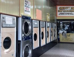 Coin Laundry & Dry Cleaning Business