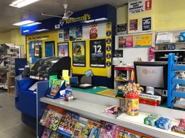 Tatts/Newsagency (Only $39,000)