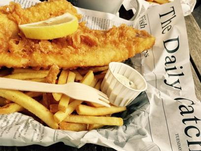 Fish & Chips / Burger Bar Business Opportunity