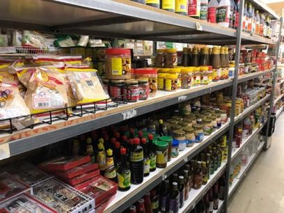 Asian Fresh Foods & Groceries