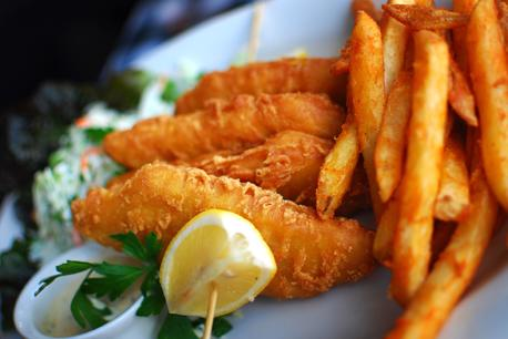 Fish & Chips / Pizza