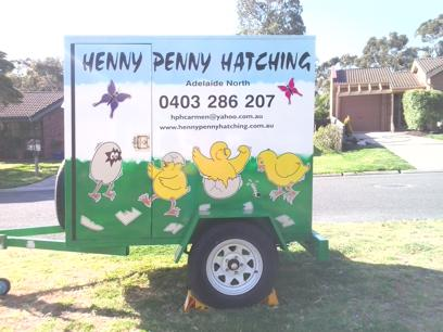Henny Penny Hatching-Delivering Chick Hatching Programs: Interactive Education!