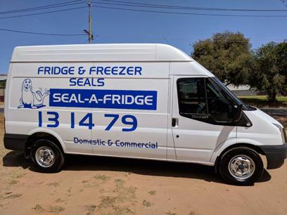 Seal-A-Fridge Franchise Cairns - Service Industry to Cafes & Restaurants