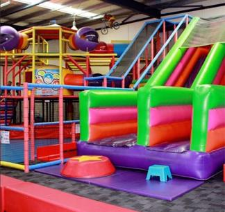 Every day's a party at this awesome play centre! Taking $8,500 pw (Our Ref V1356