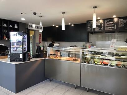 Bright And Modern Industrial Cafe Taking $6,000 Pw! 5 Days! (Our Ref V1426)