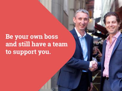 Be your own boss and still have a team to support you | Mortgage Broking