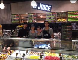 Top Juice Franchise - Warriewood Square