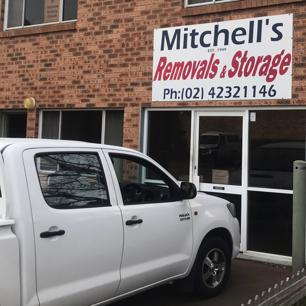 Mitchell's Removals & Storage