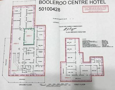 BOOLEROO HOTEL BUSINESS NOW FOR SALE WITH LONG TERM LEASE in