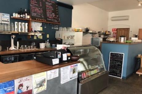 PROVIDENCE CAFE ( LICENSED) WITH HUGE GROWTH POTENTIAL