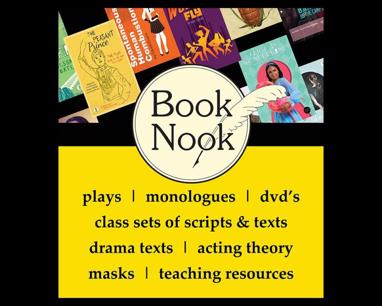 Book Nook  Australias Performing Arts Online Bookshop - Low Overheads