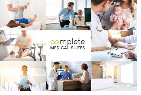 Complete Medical Suites - Everything ready to start!