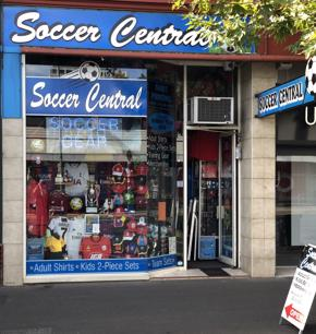 Soccer Clothing Retail Store - Adelaide - ROI 77%