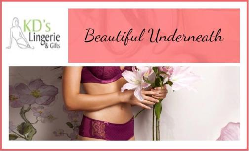 LINGERIE / SLEEPWEAR AND PROSTHESIS SPECIALISTS IN FABULOUS THRIVING TOWN