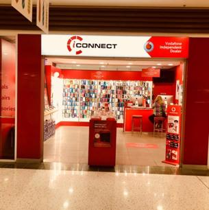LICENSED VODAPHONE DEALER – I-CONNECT CHULLORA - ONLY MOBILE SHOP IN THE CENTRE