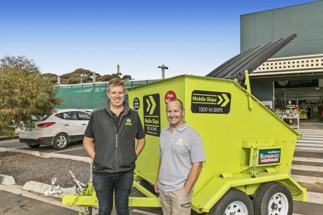 Mobile Skips Business - Not your average franchise