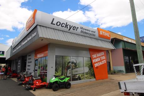 Lawn Mower & Outdoor Equipment Business