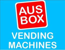 NEW AUSBOX VENDING MACHINE Business - 100+ Staff Location 24 Hour Location