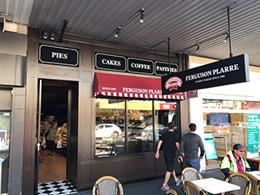 New bakery café franchise planned for Campbellfield Plaza.